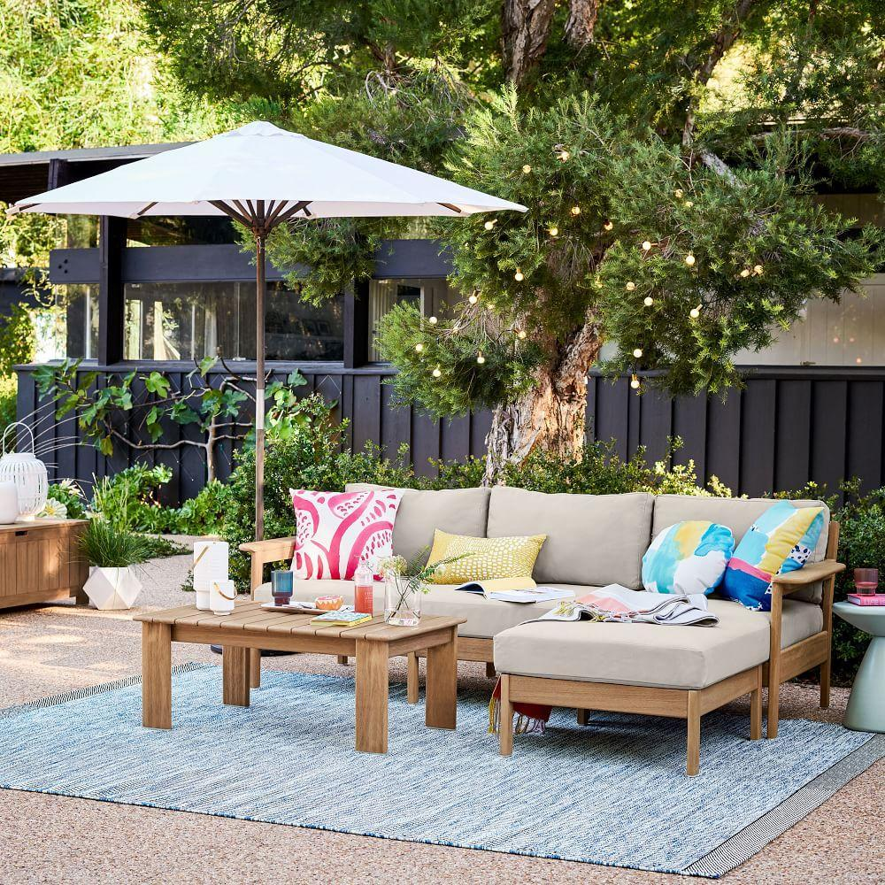 Playa Garden Reversible Sectional