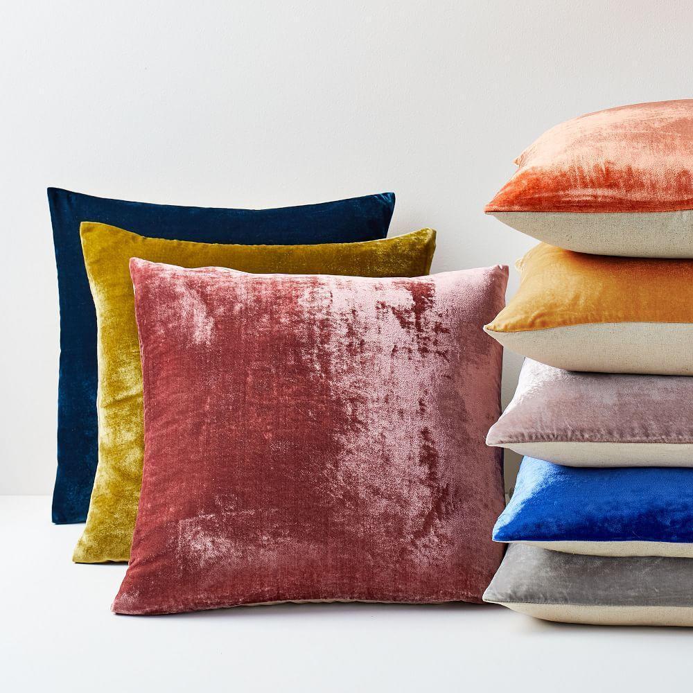 Lush Velvet Cushion Covers