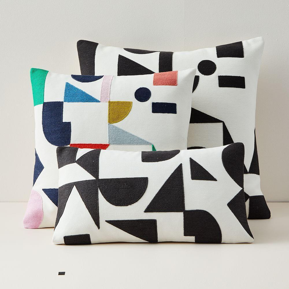 Margo Selby Mix Geo Cushion Covers