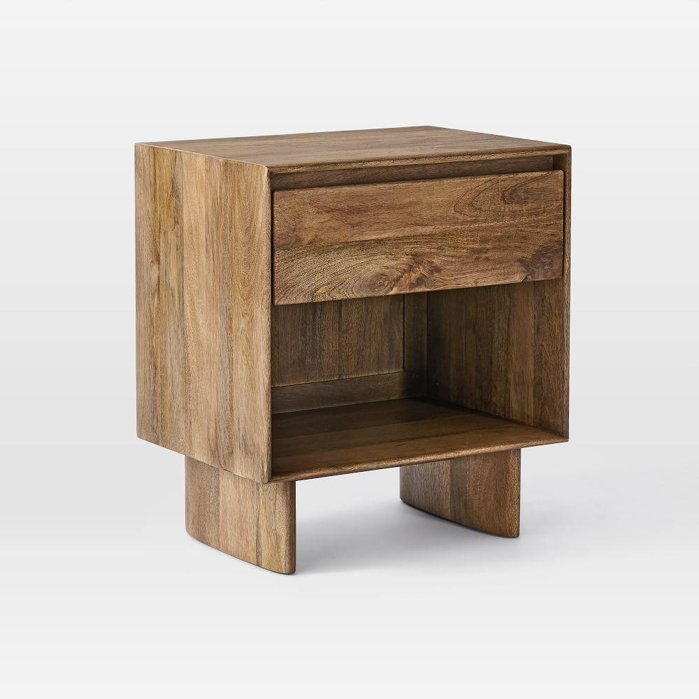super popular 83d5b ab2a6 Anton Solid Wood Bedside Table