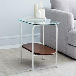 Ruby Side Table - Haze