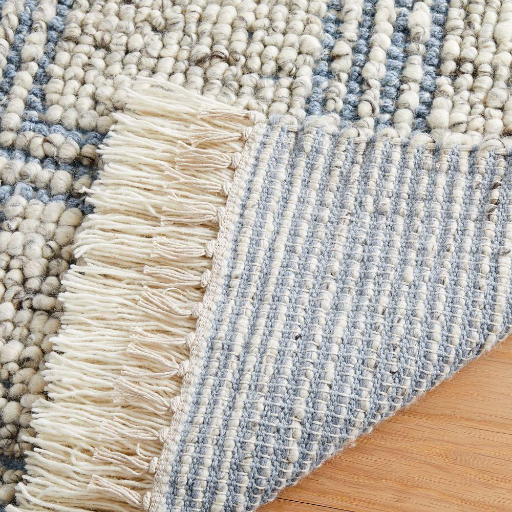 Stacked Squares Rug
