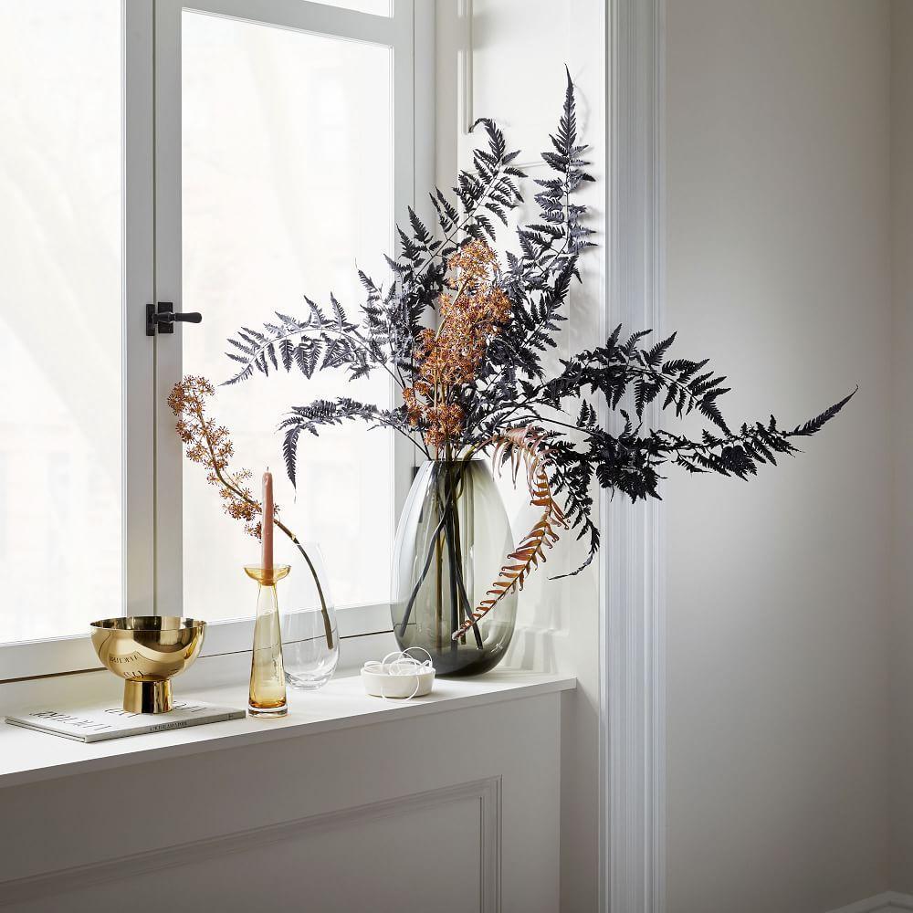 Foundations Brass Vases