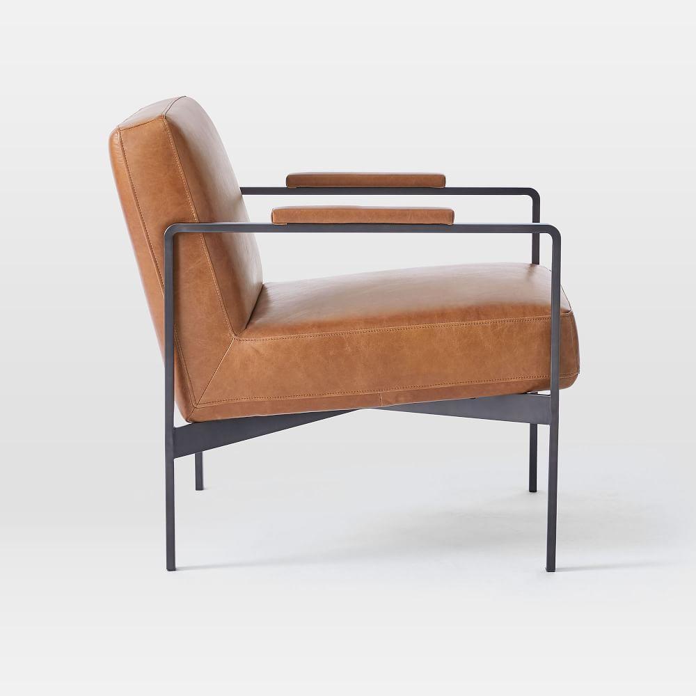 Highline Leather Chair