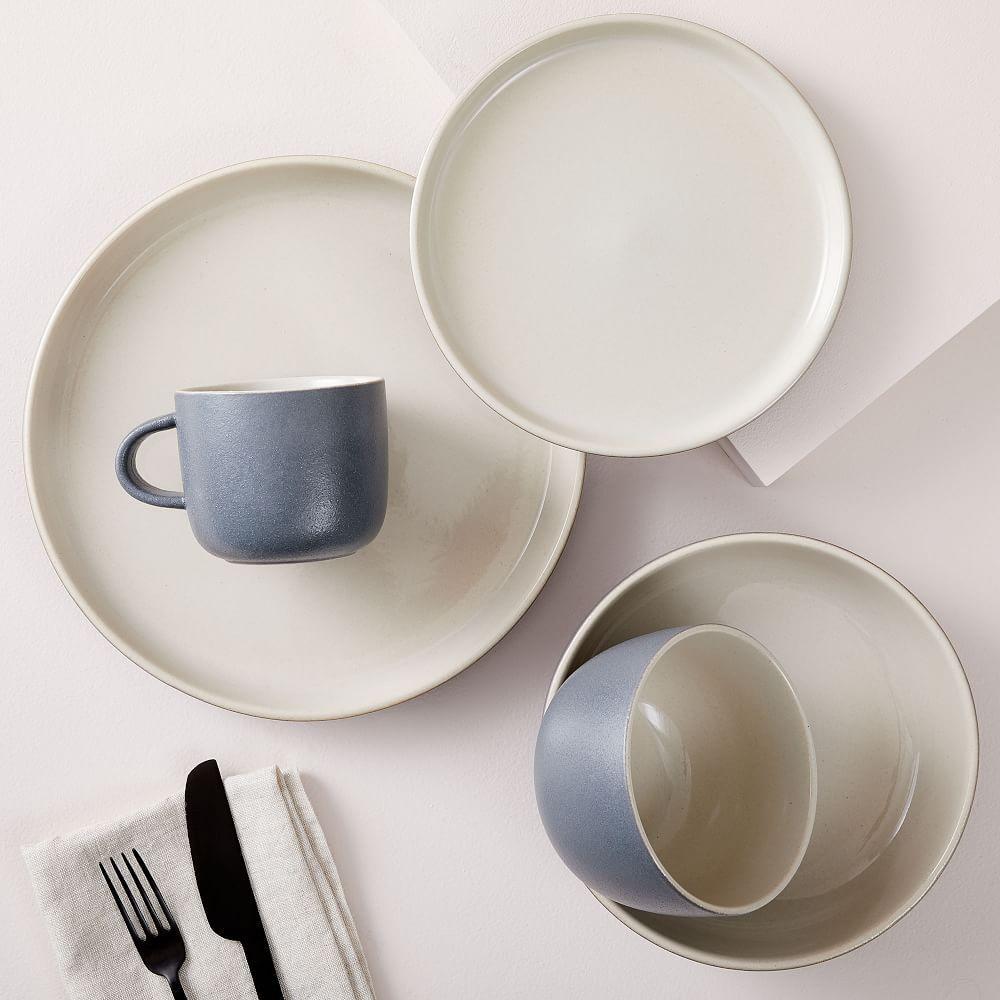 Kaloh Dinnerware - Fog