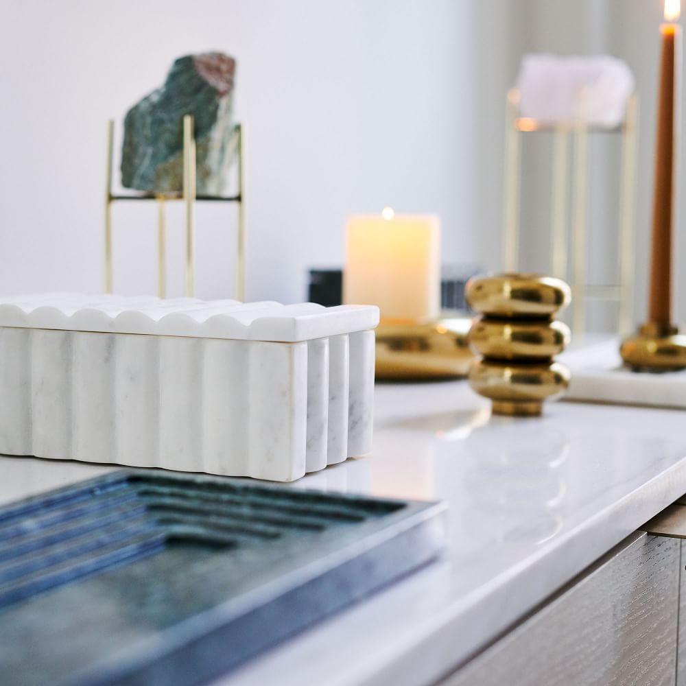 Marble Vanity Boxes