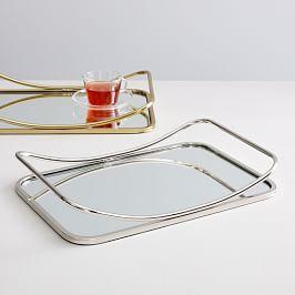 Modern Contour Trays