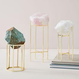 Decorative Objects + Sculptures