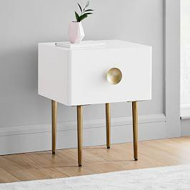 Satellite Bedside Table