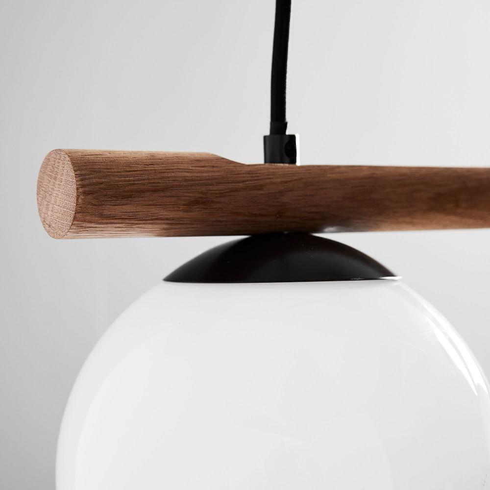 Timber Pendant