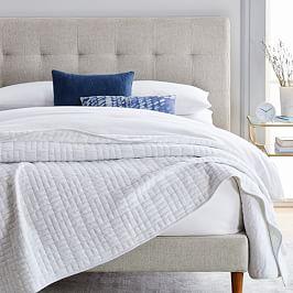 Cotton Cloud Jersey Bedspread