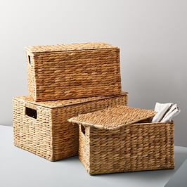 25% Off All Baskets + Decor
