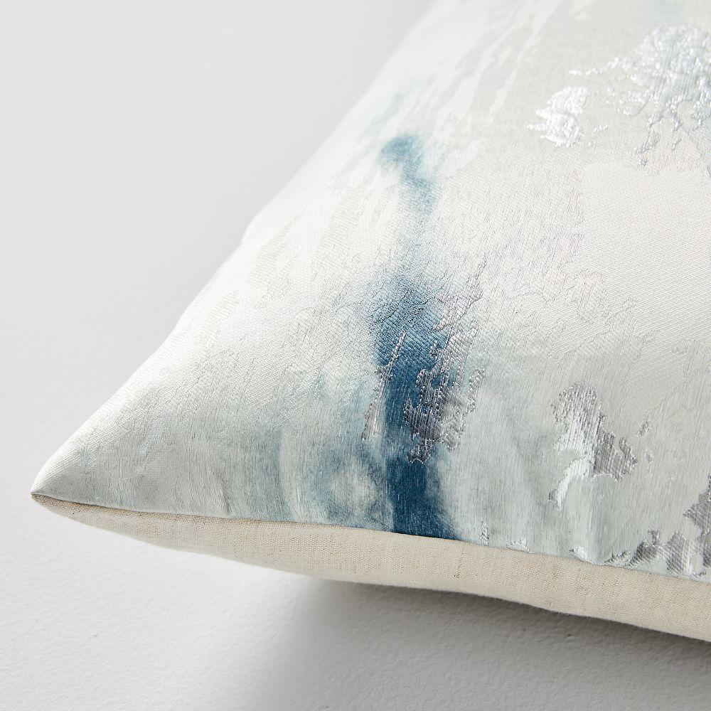 Landscape Dreams Brocade Cushion Cover
