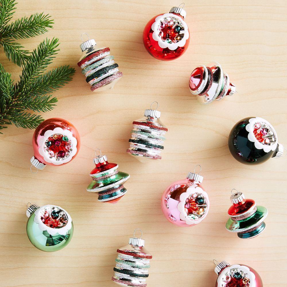 Shiny-Brite™ Ball Ornaments (Set of 12)