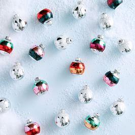 Shiny-Brite™ Ball Ornaments (Set of 20)