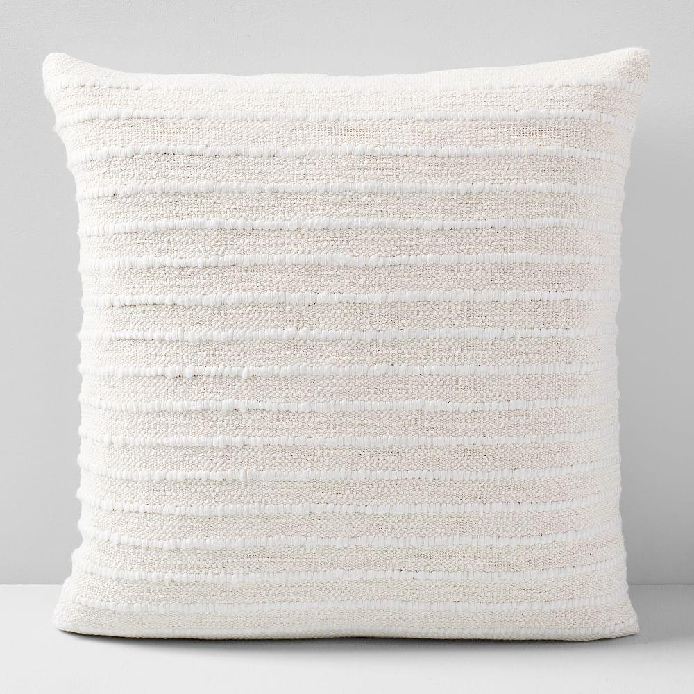Soft Corded Cushion Cover