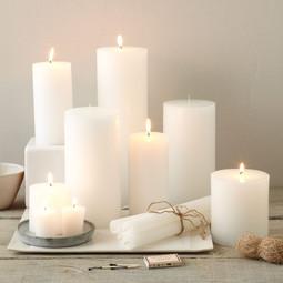 Seasonal Lighting + Candles