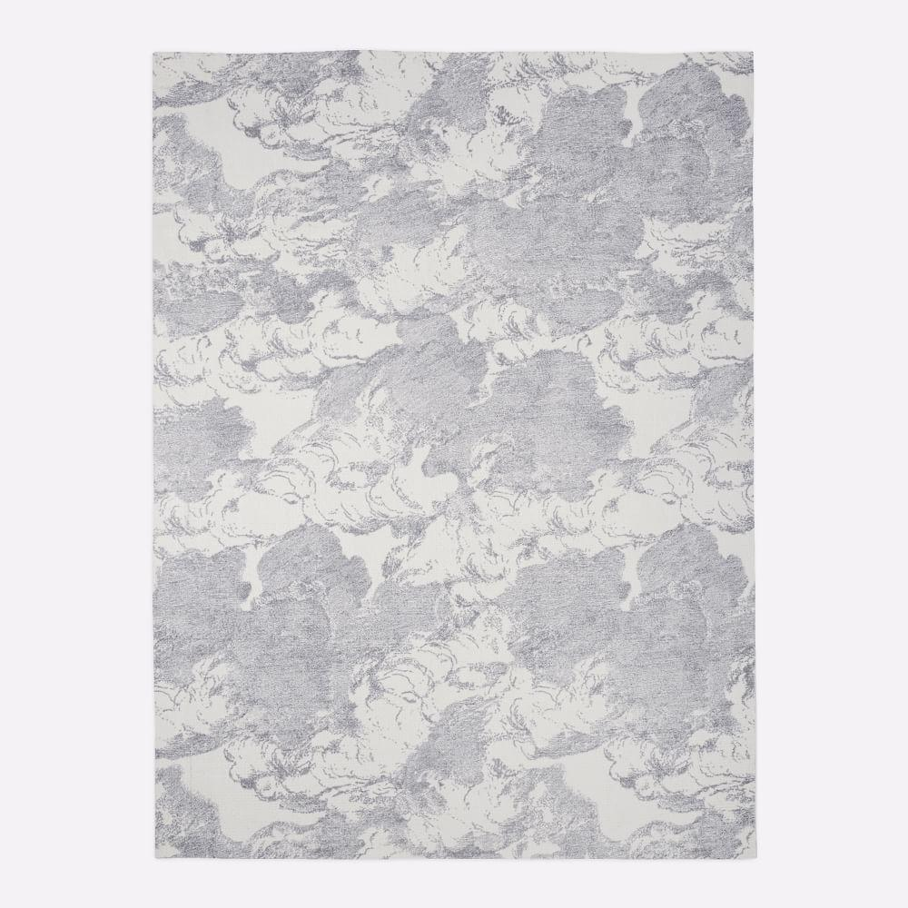 Etched Clouds Rug