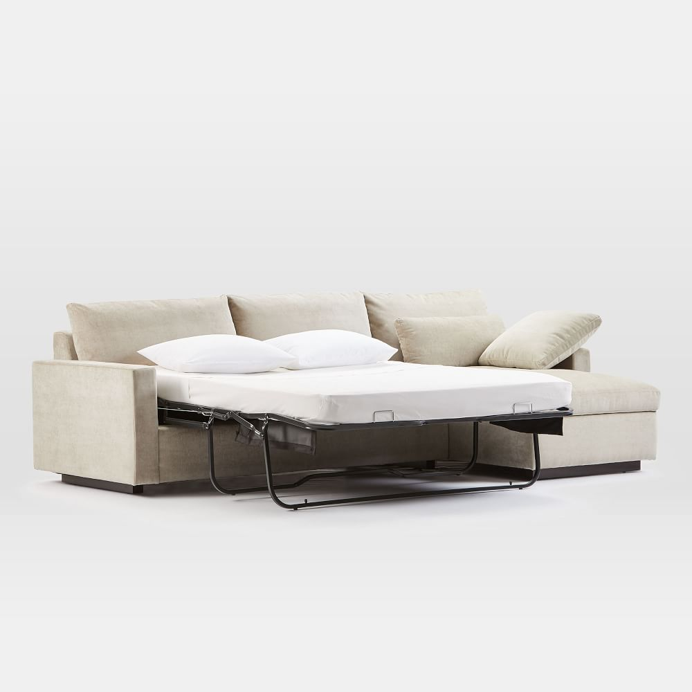 Harmony Sofa Bed Sectional w/ Storage