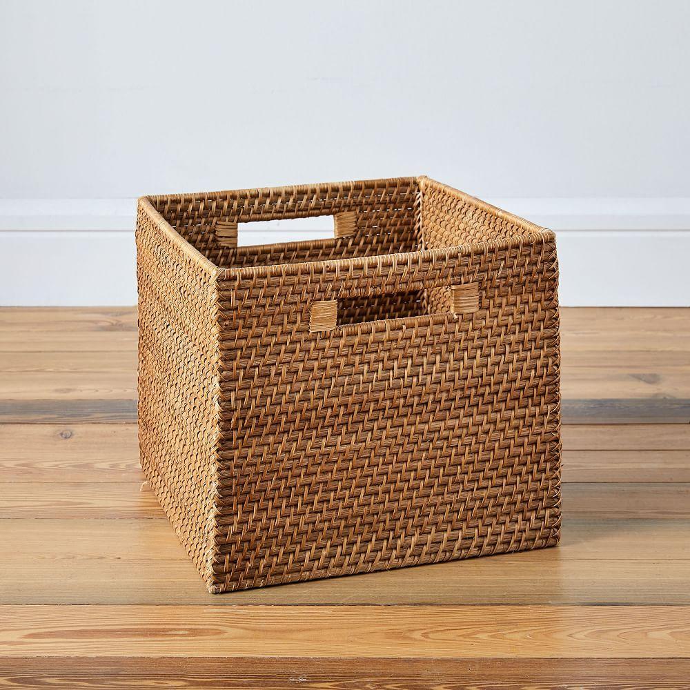 Modern Weave Storage Bins