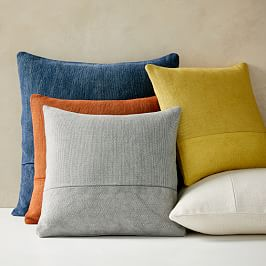 Cotton Canvas Cushion Covers