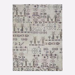 Hand-Knotted Paradise Rug