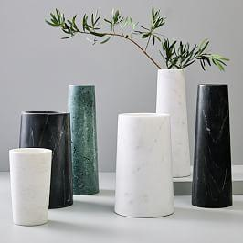 Foundations Marble Vases