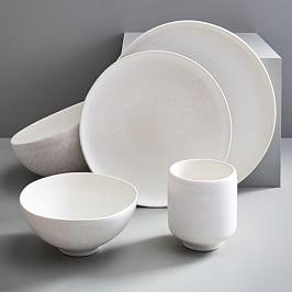 Kanto Dinnerware - Ice White