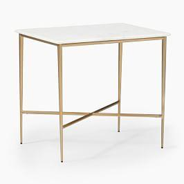 Neve Marble Side Table