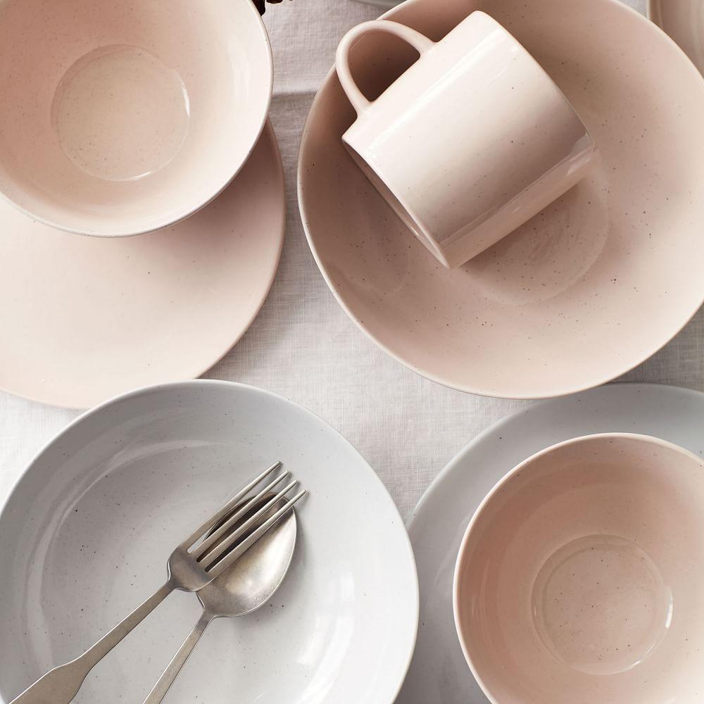 Richmond Speckled Dinnerware - Bone