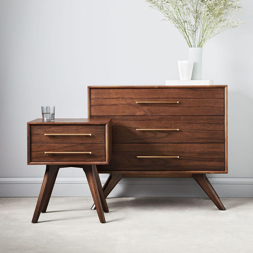 Wright 3-Drawer Chest