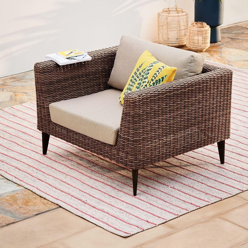 Cord Stripe Indoor/Outdoor Rugs