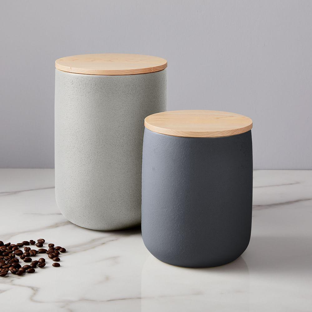 Kaloh Kitchen Canisters
