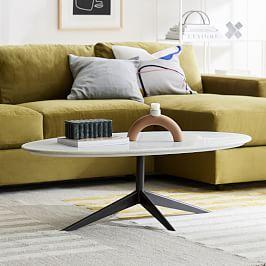 Marlow Oval Coffee Table