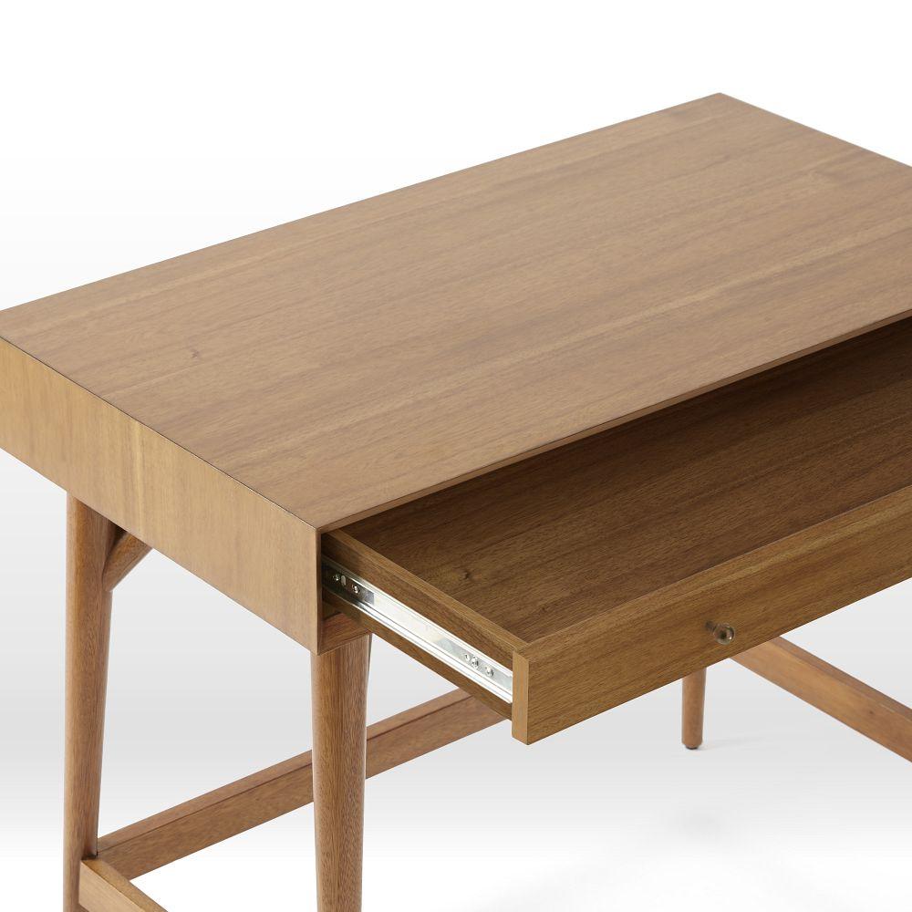 Mid-Century Mini Desk - Acorn