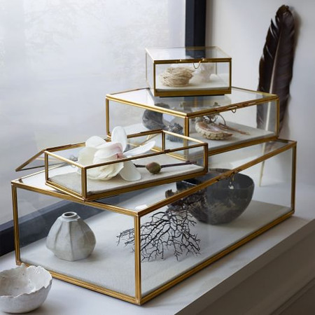 Jewellery Boxes & Stands