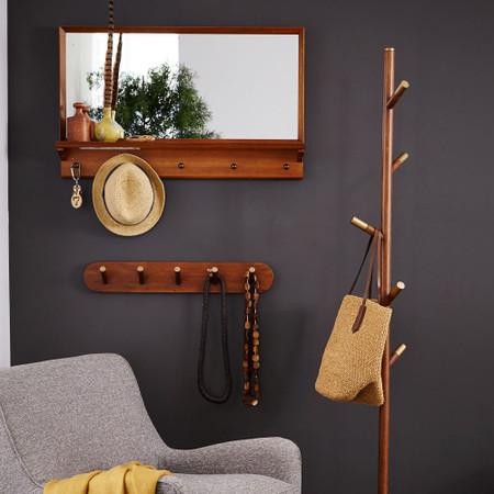 Wall Shelves & Hooks