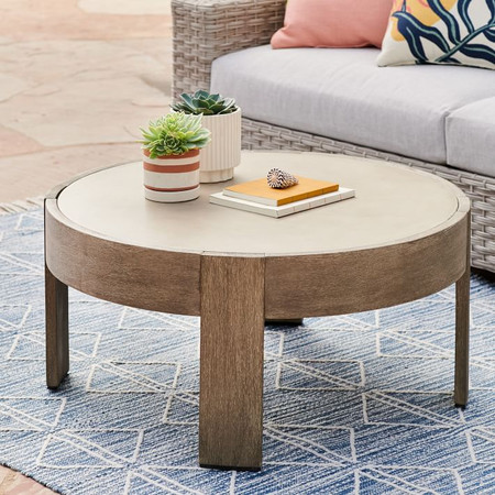 Garden Coffee & Side Tables