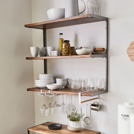 Wall Shelves & Hooks