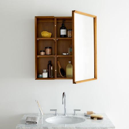 Bathroom Shelves & Cabinets