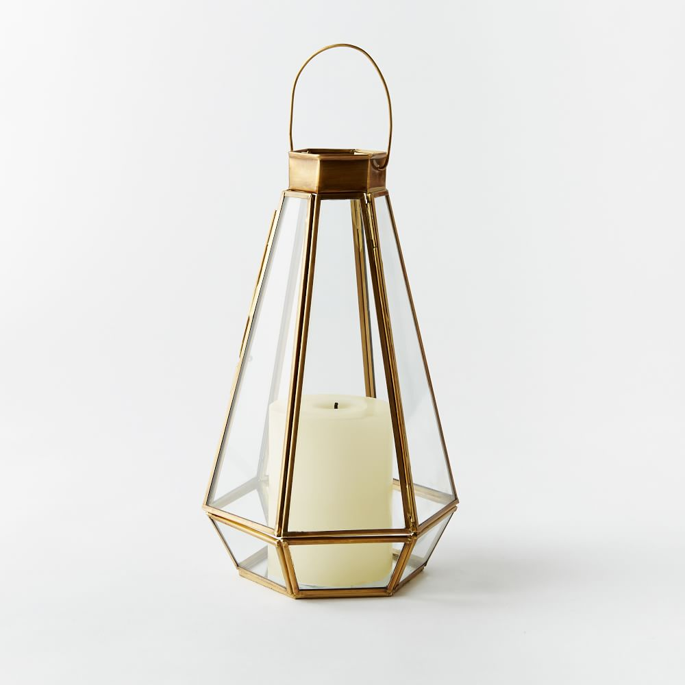 Faceted Lanterns