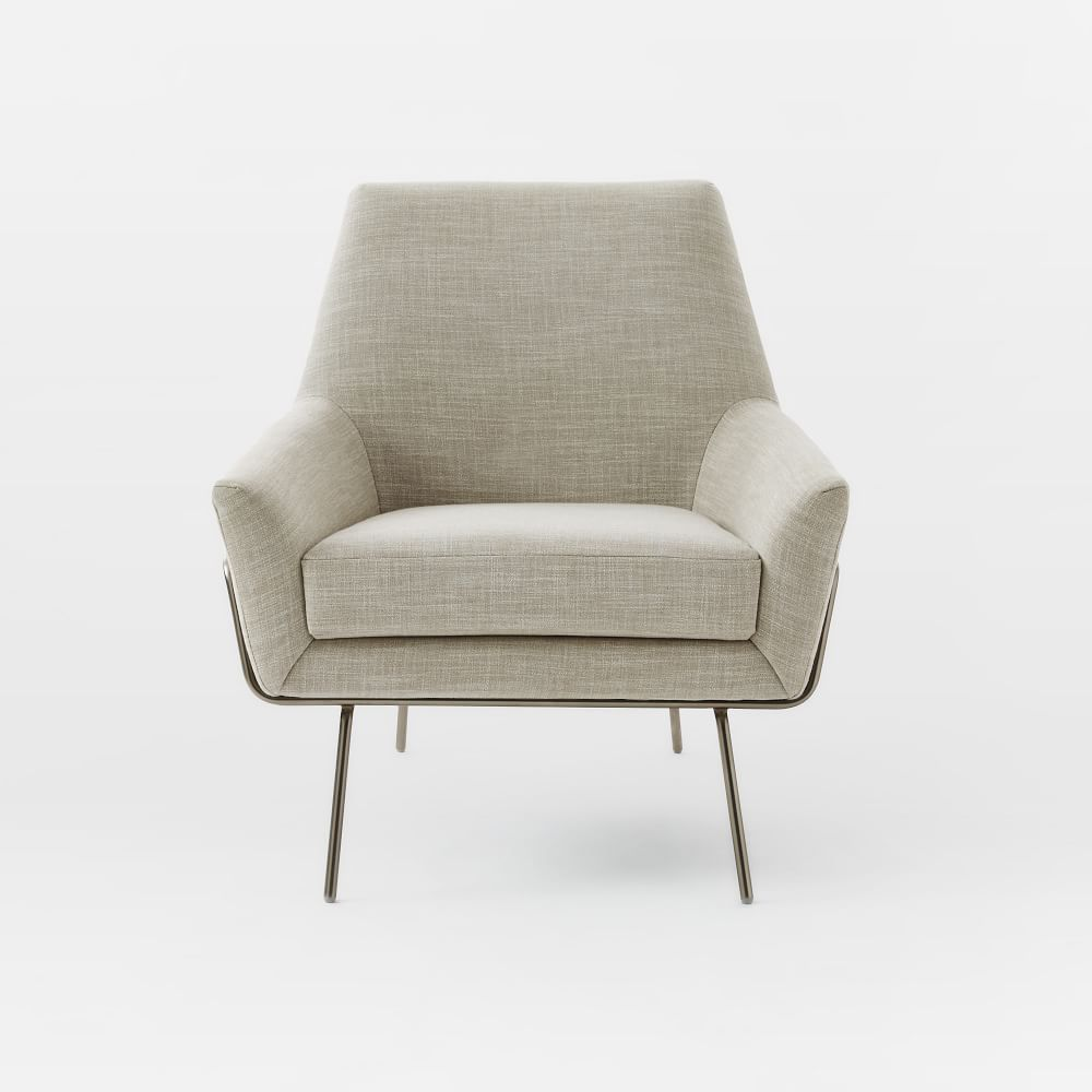 Biscayne wire chairs - Lucas Wire Base Chair