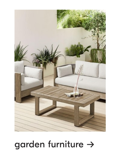 up to 30% off garden furniture