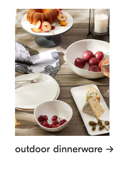 up to 40% off garden dinnerware