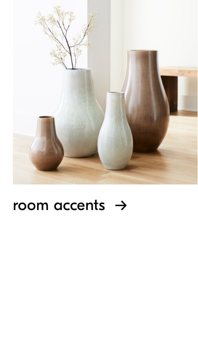 Shop room accents