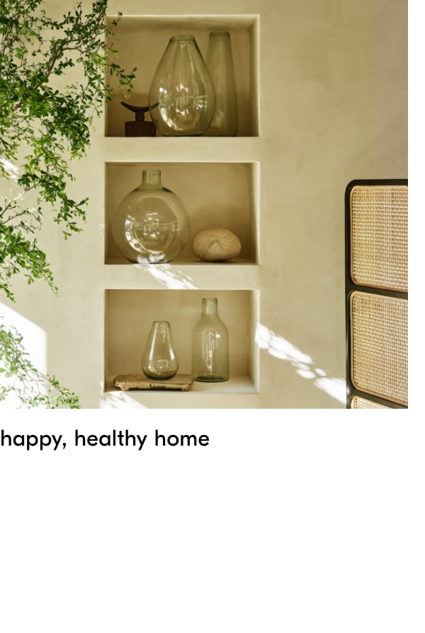 happy healthy home