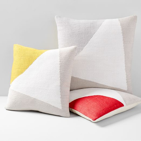 Amplified Arrow Cushion Cover