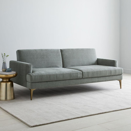 Andes Double Sofa Bed 212 Cm West Elm United Kingdom