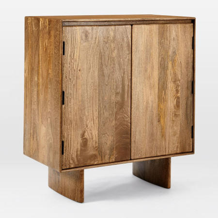 Anton Solid Wood Bar