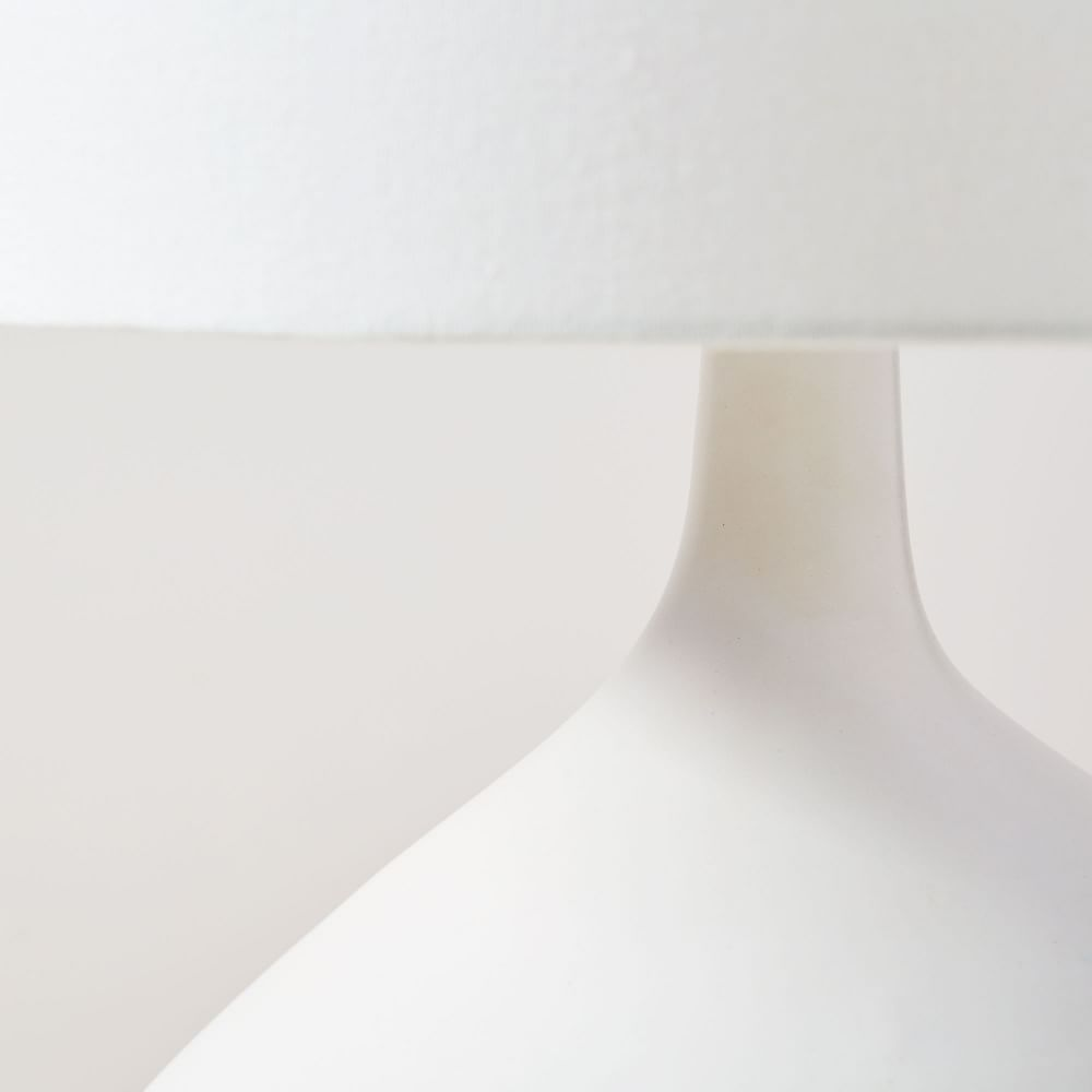 Asymmetry Ceramic Table Lamps (48 cm